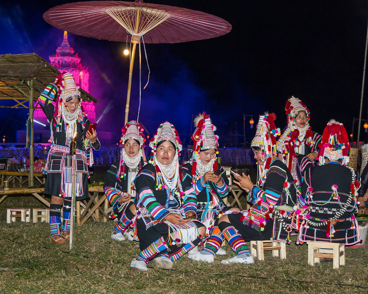 Chiang Mai CAD New Years Festival 2018/2019