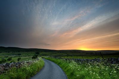 Wensleydale sunrise