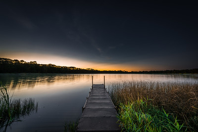 Hooker Lake Sunrise 6.1