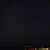 Night Sky Over Bass Lake