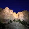 Mount Rushmore Evening Lighting Ceremony