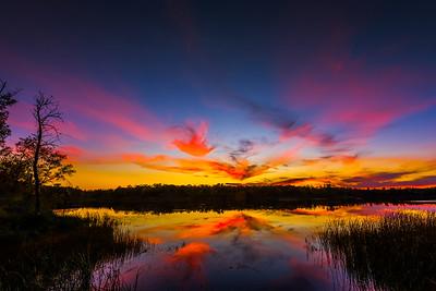 Lake Metigoshe SP Sunset 13