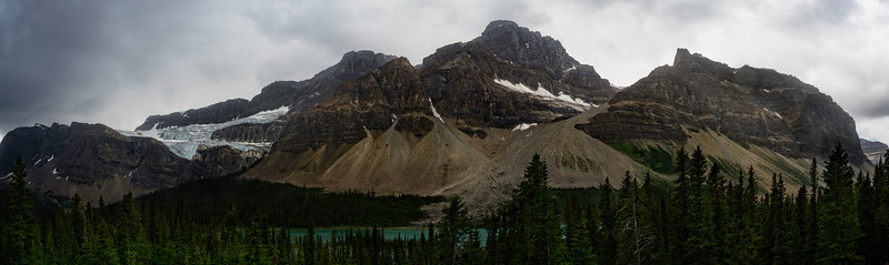 Jasper National Park Panorama
