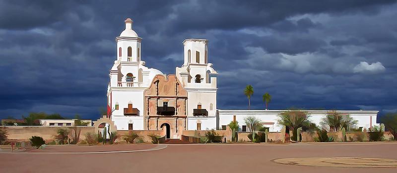 Mission San Xaviar