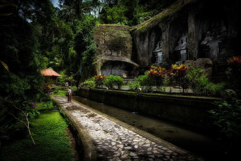 An American in Bali