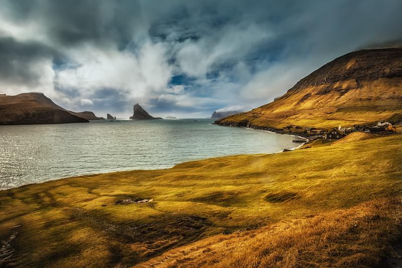 Faroe Landscape