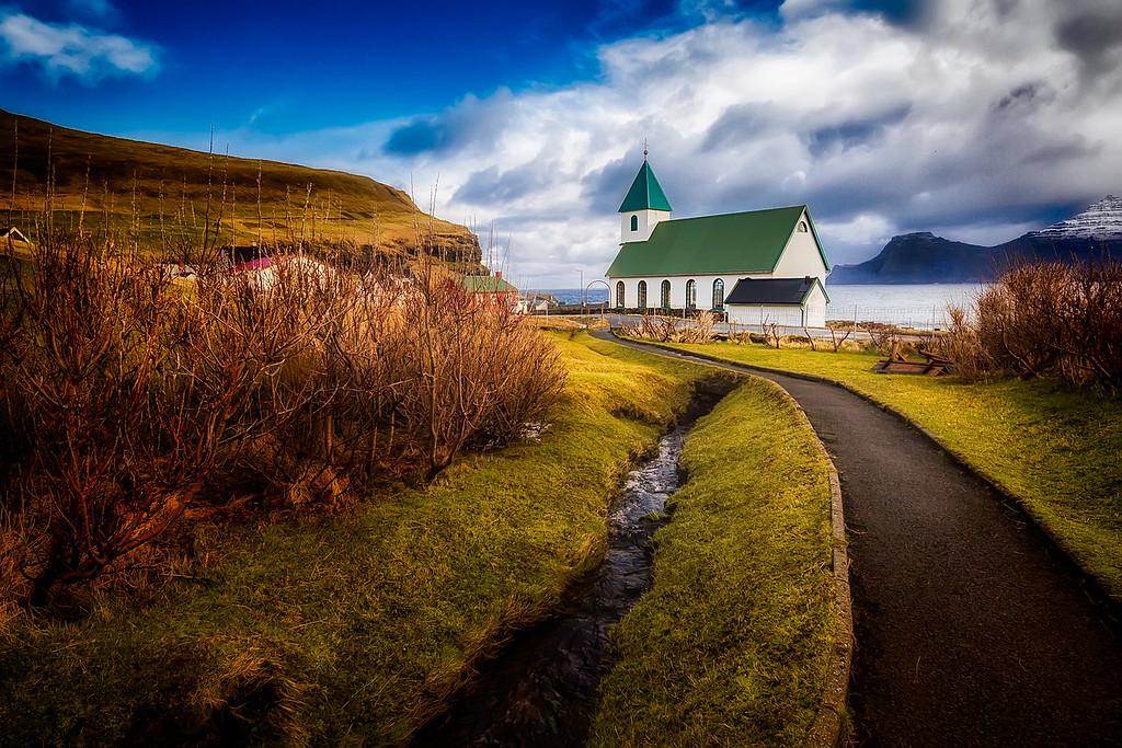 Faroe Church