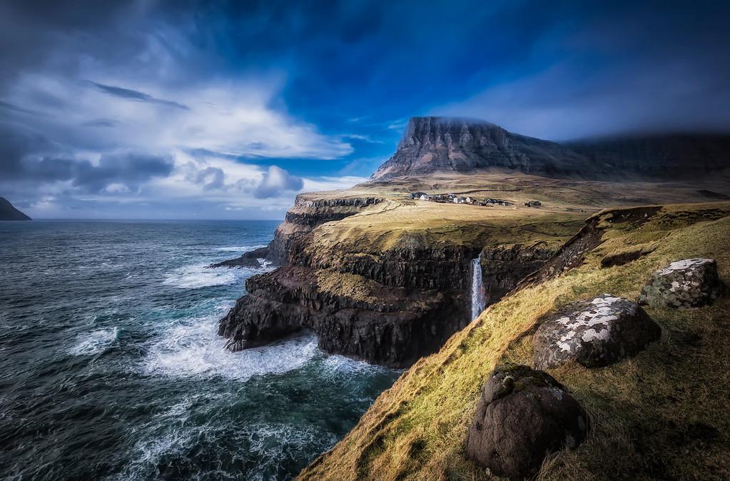 The Cliffs of Gasadalur