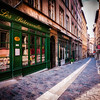 Alley in Old Lyon
