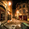 Night in Old Lyon