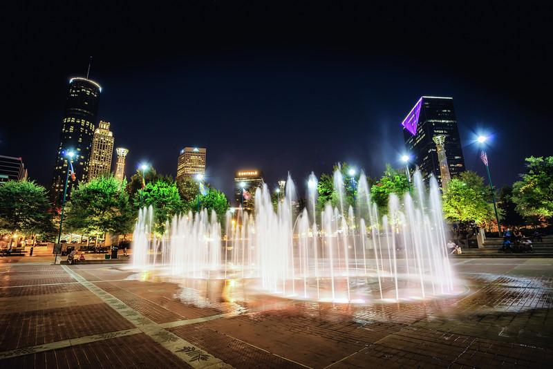 The Centennial Fountain