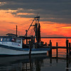 Galveston Bay Sunset