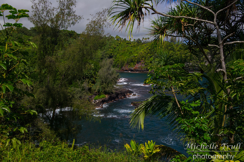 Quite the scenic detour near the Hilo Botanical Gardens