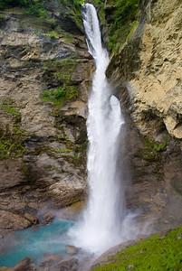 Reichenbach Falls,Switzerland