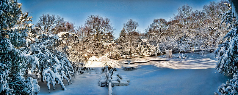 Leggard Winter Wonderland Enhanced