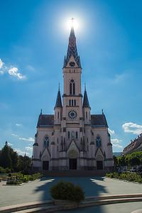 A kőszegi Jézus szíve templom