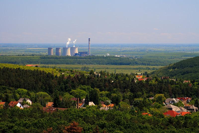 A visontai erőmű