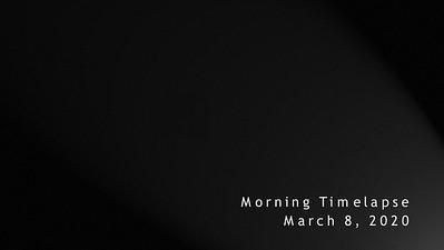 Morning Timelapse