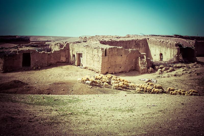 A Berber Village