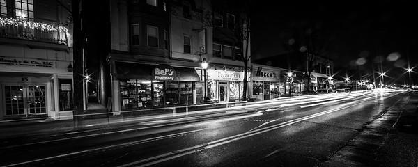 Cranford on a Winter Night