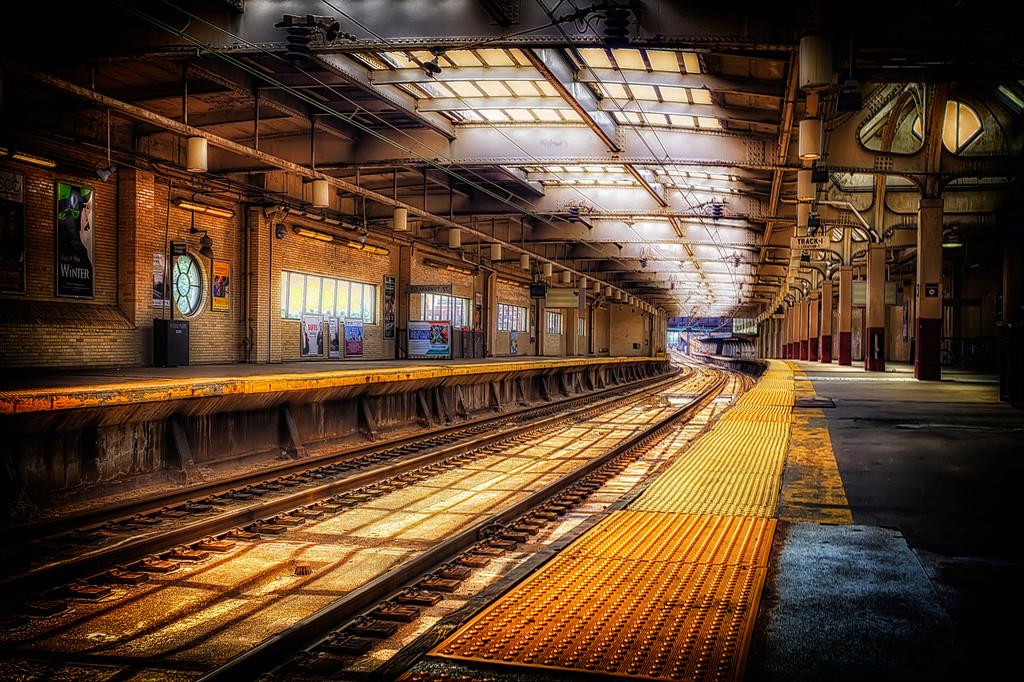 Penn Station in Newark