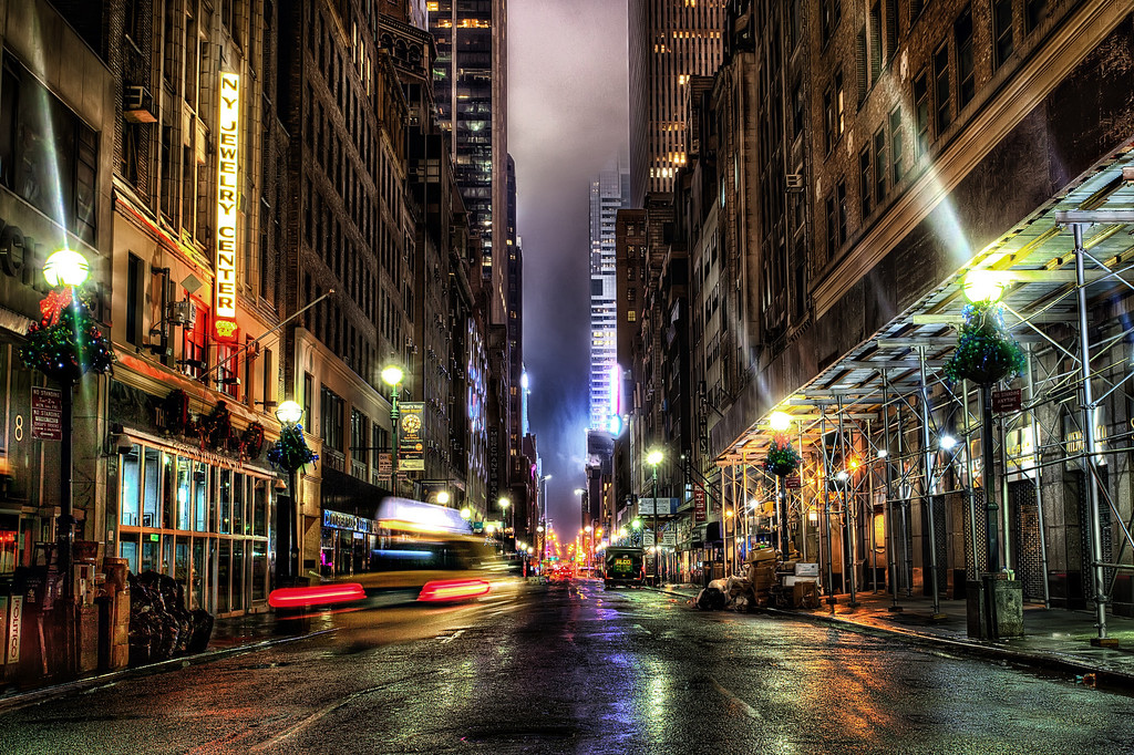 Midnight on 47th Street