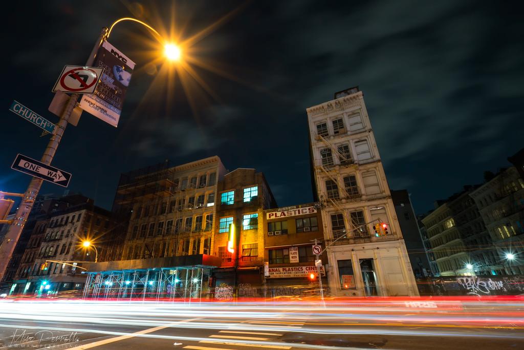 Canal Street Night Music