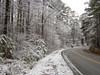Stagecoach Rd Snowfall 2