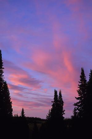 Sunset 7443