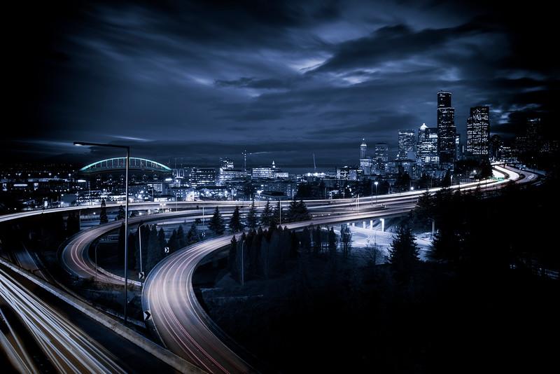 Seattle Night Music