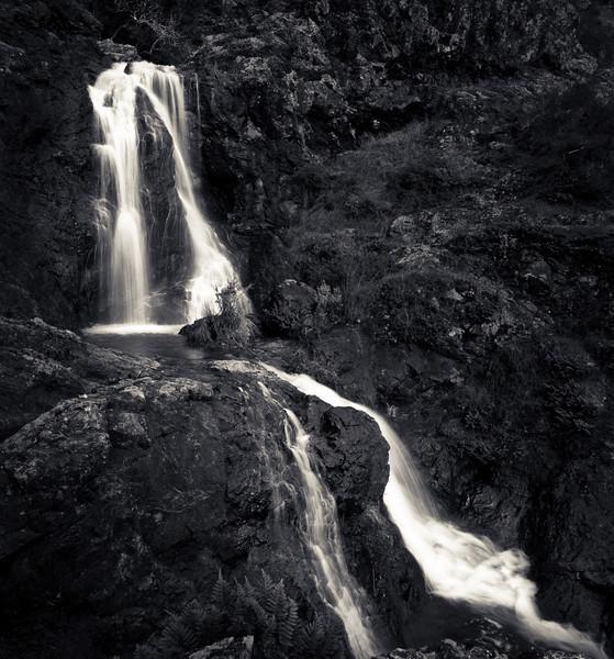 Carson Falls, Pine Mountain, Fairfax.