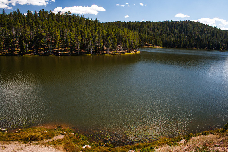 Sibley Lake, Bighorn National Forest