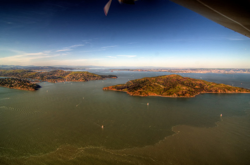 Angel Island, Tiburon and Belvedere