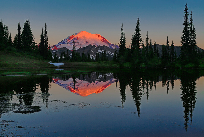 ~ Alpenglow ~