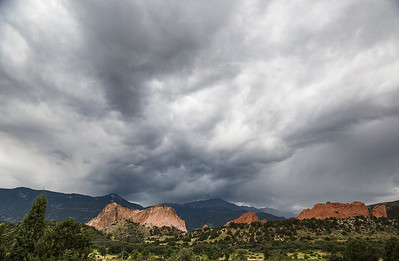 Colorado -  Garden of the Gods