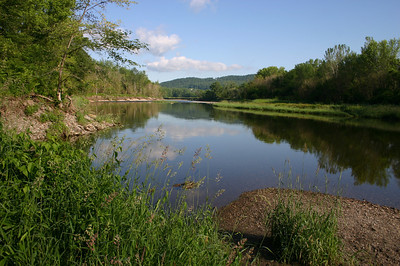 Winooski River, Richmond, Vermont