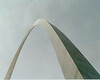 Arch, St. Louis in winter