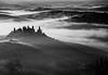 belvedere, tuscany italy