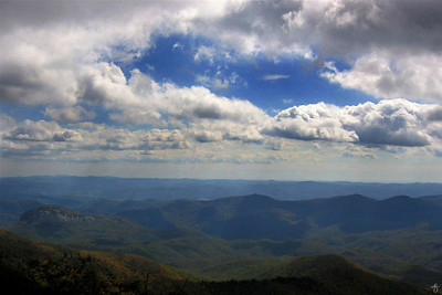 'If I Should Die...' Blue Ridge Parkway, NC
