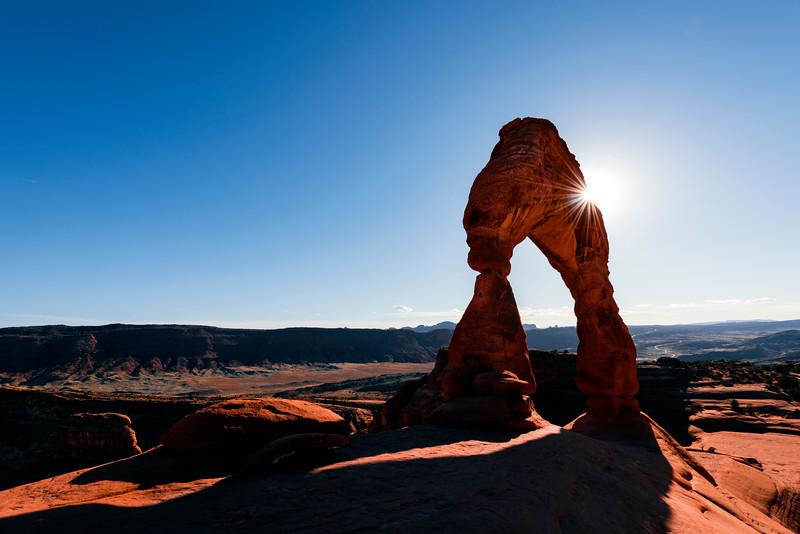 Delicate Arch, Moab, Utah, USA