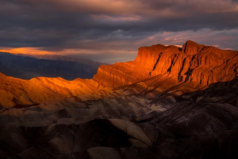 silence, Death Valley