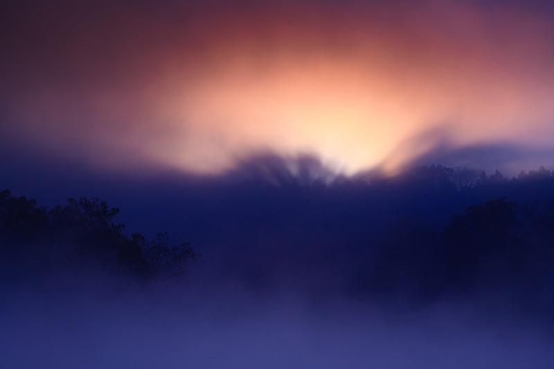 Shenandoah Sunrise<br /> - Lee 5 Stop Soft GND<br /> - Singh-Ray LB Color Combo