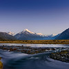Mount Cook at twilight, South Island, New Zealand