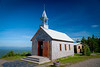 Mont Saint-Joseph Chapel - Mont-Megantic National Park<br /> Singh-Ray LB Colorcombo