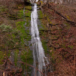 Worthington State Forest Waterfall