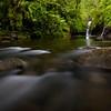 Levena waterfalls, Taveuni, Fiji