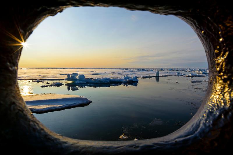 Window to the Arctic