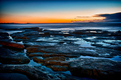 MM Beach, Port Kembla, NSW, Australia.
