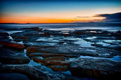 MM Beach, Port Kembla, NSW, Australia.