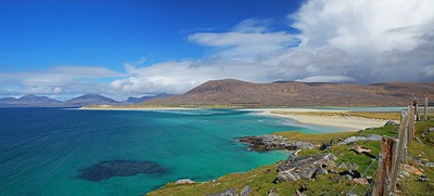 From Seilebost to Luskentyre